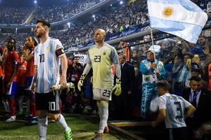Аргентина отменила товарищеский матч из-за провокаций и угроз